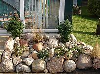 steingärten, garten design - Stein Garten Design